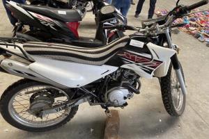 Motocicleta marca Yamaha XTZ Modelo 2016. PRECIO SIN I.V.A.